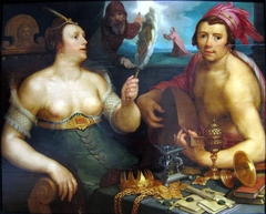 Allegory of Vanity and Repentance