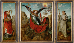 Altarpiece of St Michael (central panel)