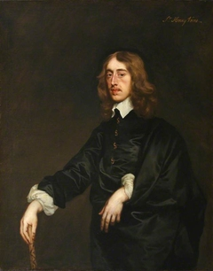 An Unknown Gentleman, called Sir Henry Vane the younger (1613-1632) but possibly William Alington, 1st Baron Alington of Killard (1610/11-c.1648)