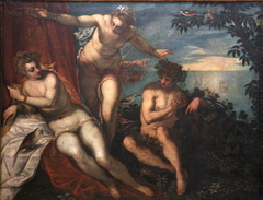 Bacchus, Ariane and Venus