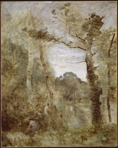 Bathers in a Clearing