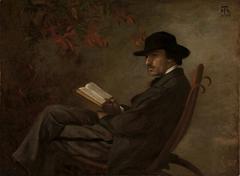 Bildnis des Malers Wilhelm Steinhausen