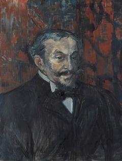 Bildnis eines Herrn (Georges de Villéchenon)