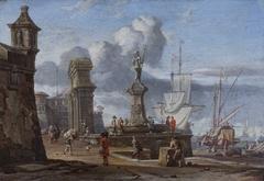 Capriccio of the Grand Harbour, Valletta, Malta