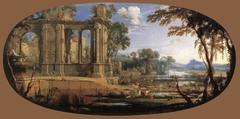 Capriccio with Ancient Ruins