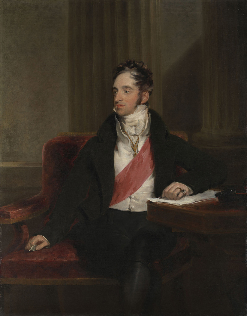Charles Robert, Count Nesselrode (1770-1862)
