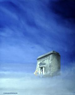 CHATEAU DE CANON, LE PIGEONNIER - Canon Castle: Dovecote - by Pascal