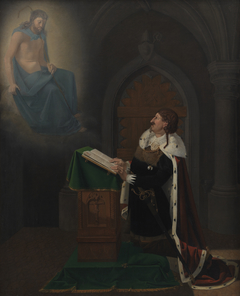 Christian IV's Vision at Rothenburg Castle