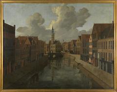 De Spiegelrei in Brugge