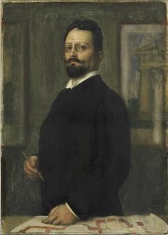 Der Architekt Max Littmann