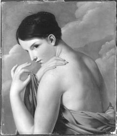 Die Schauspielerin Hippolyte Mars