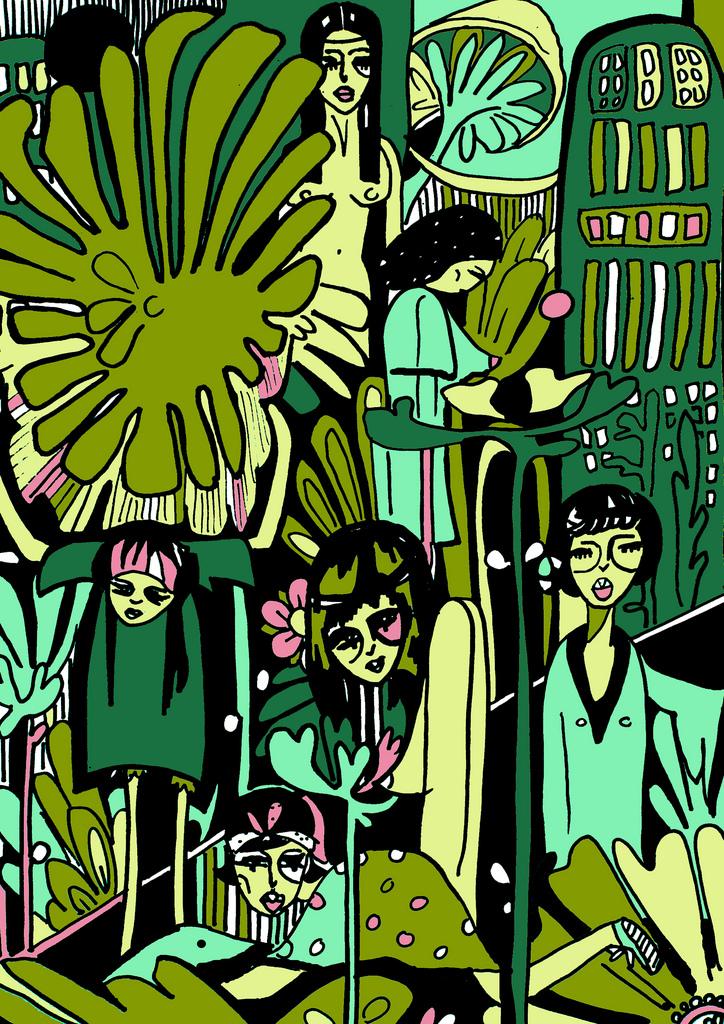 djungel city