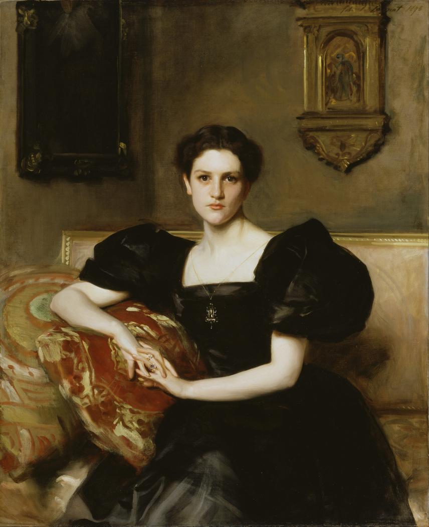 Elizabeth Winthrop Chanler (Mrs. John Jay Chapman)