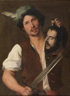 Executioner with the Head of John the Baptist