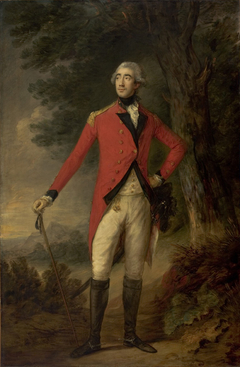 Francis Rawdon, 1st Marquess of Hasting and 2nd Earl of Moira