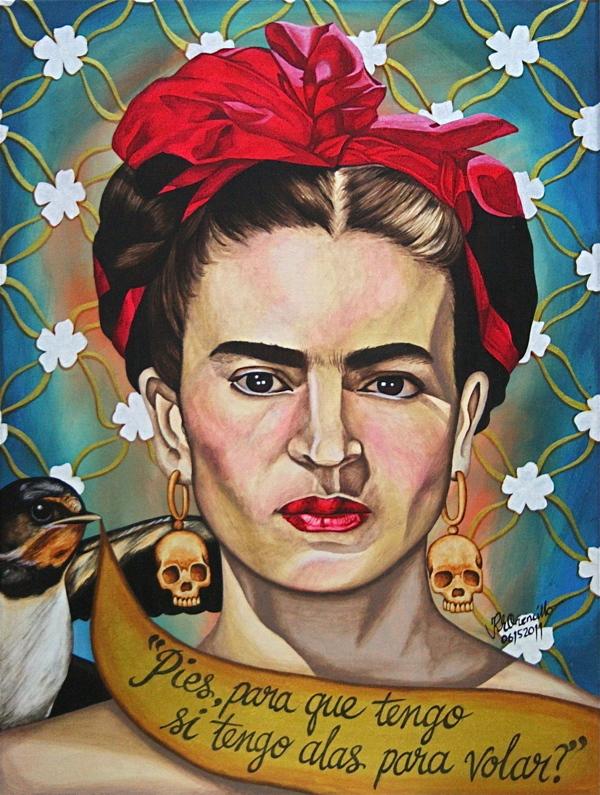 Frida Kahlo de Rivera