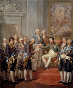 Granting of the Constitution of the Duchy of Warsaw by Napoleon
