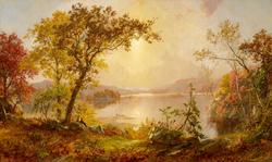 Greenwood Lake, Autumn on the Hudson