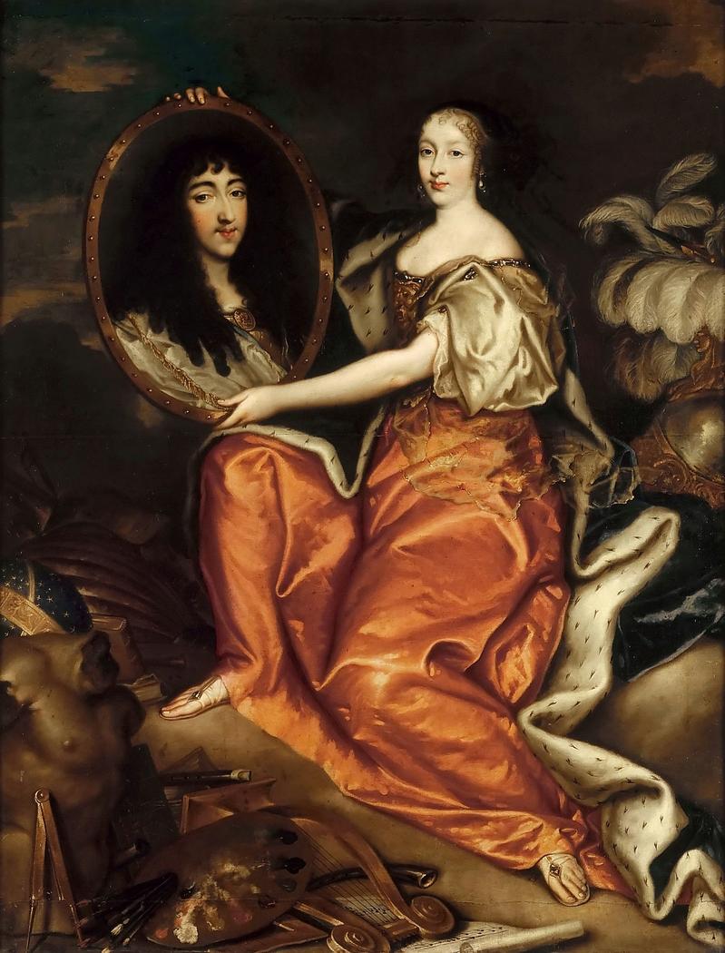 Henriette-Anne d'Angleterre, duchesse d'Orléans, dite Madame (1644-1670)