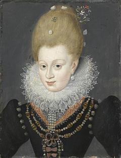 Henriette de Balsac d'Entragues, marquise de Verneuil (1579-1633)