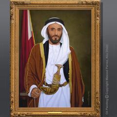 HH Sheikh Shakhbout Bin Sultan Al Nahyan