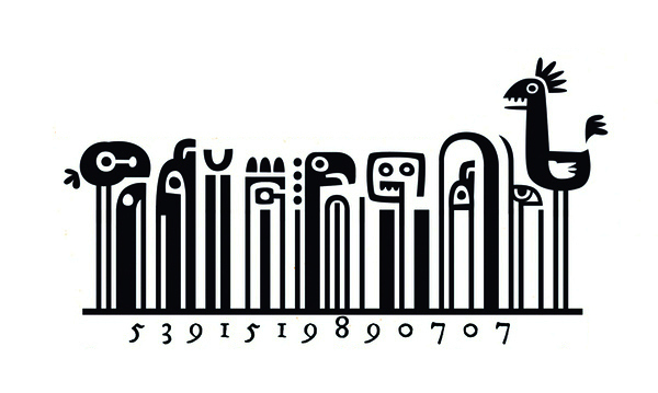 Illustrated Barcodes (series)