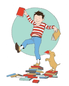 Illustration for the Keats Community Library