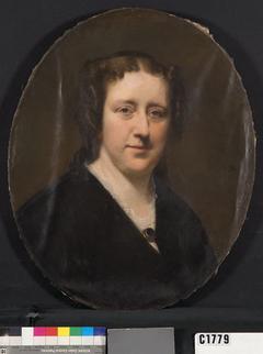 Johanna Maria Walkart (1814-1892). Echtgenote van Jeronimo de Bosch Kemper
