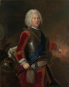 John Adolphus II, Duke of Saxe-Weissenfels (d.1746)