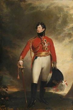 King George IV (1762-1830) as Prince Regent