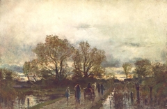 Landscape with Swamp