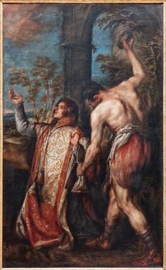 Le martyre de saint Etienne