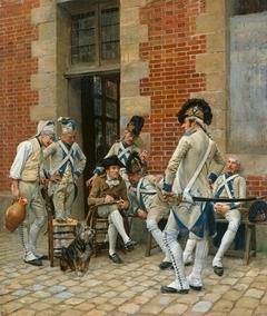 Le portrait du sergent