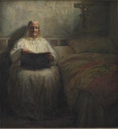 Leonora Christina in the Maribo Monastery