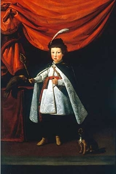 Leopoldo de' Medici in Polish costume