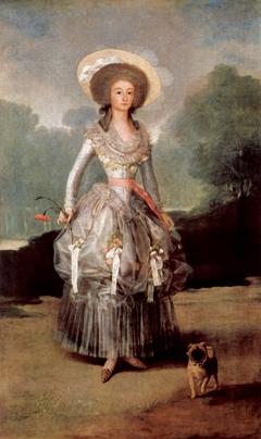 María Ana de Pontejos y Sandoval, Marchioness of Pontejos