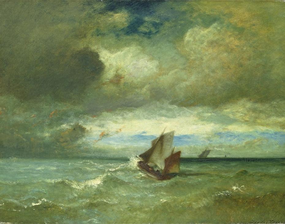 Marine (Mer agitée)