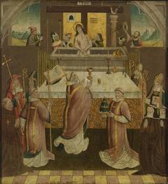 Mass of Saint Gregory