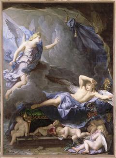 Morpheus awakening as Iris draws near