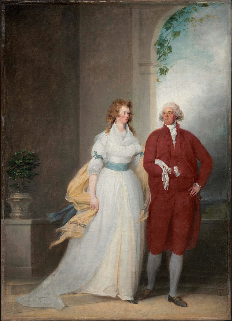 Mr. and Mrs. Thomas Russell