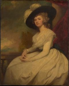 Mrs. Bryan Cooke (Frances Puleston, 1765–1818)
