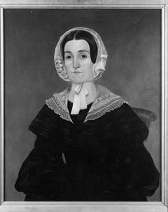 Mrs. David R. Van Derveer (Eliza Holmes Ellis)