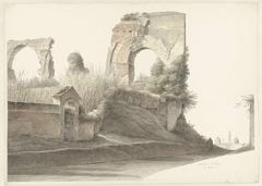 Nero's Aqueduct in Rome