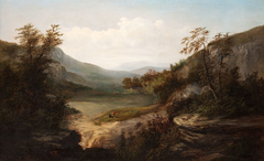 North Carolina Mountain Landscape