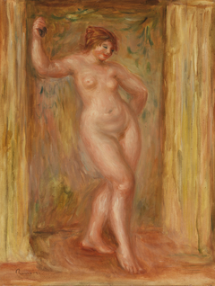 Nude with Castanets