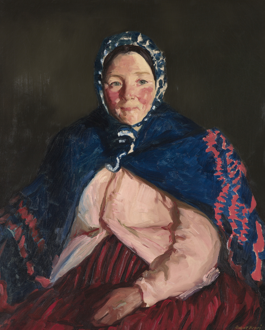 Old Johnnie's Wife