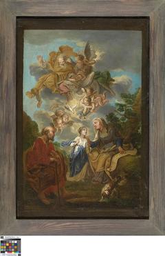 Opvoeding van Maria