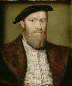 Portrait d'Anne de Montmorency