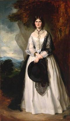 Portrait of a Lady (? Mrs Edmund Peel)