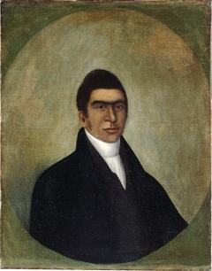 Portrait of a Man (Abner Coker)